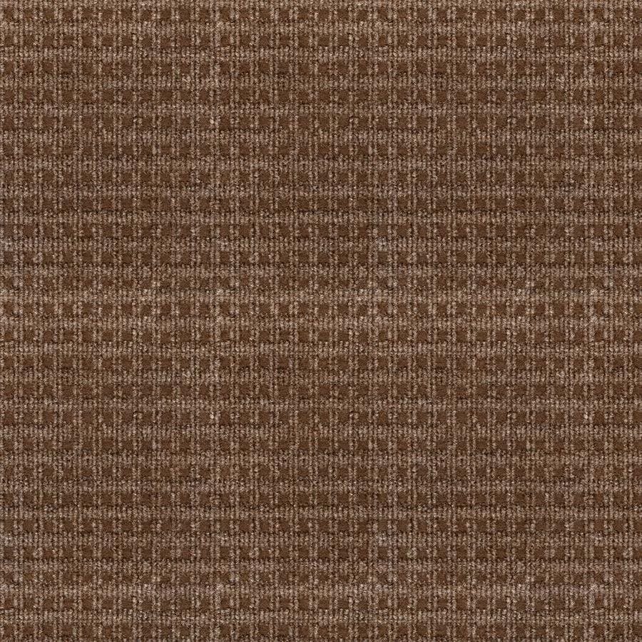 Home and Office 12-ft W x Cut-to-Length Chestnut Needlebond Interior Carpet