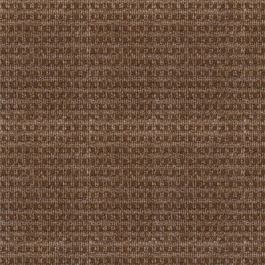 Home & Office 12-ft W x Cut-to-Length Chestnut Needlebond Interior Carpet
