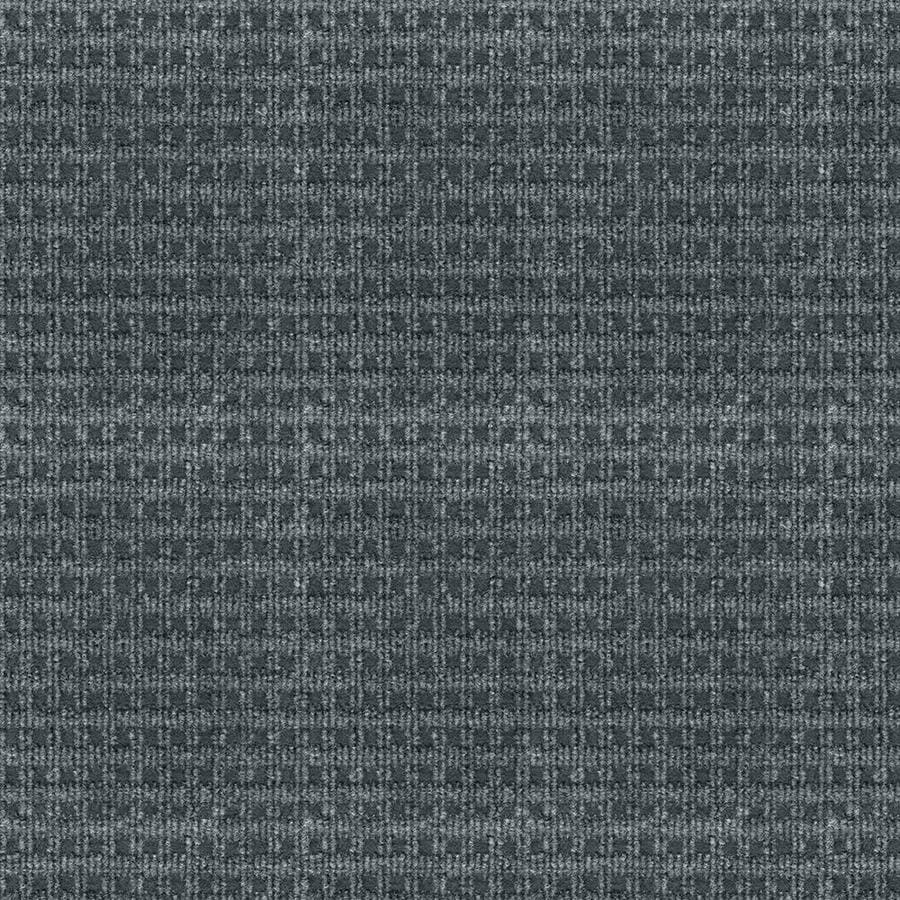 Home & Office 12-ft W x Cut-to-Length Sky Grey Needlebond Interior Carpet