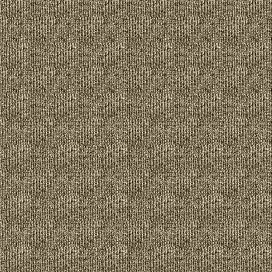 Home and Office Interweave 12-ft W x Cut-to-Length Desert Sand Needlebond Interior Carpet