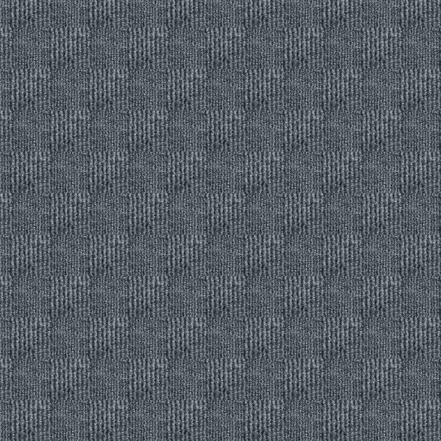 Home and Office Interweave 12-ft W x Cut-to-Length Rail line Needlebond Interior Carpet