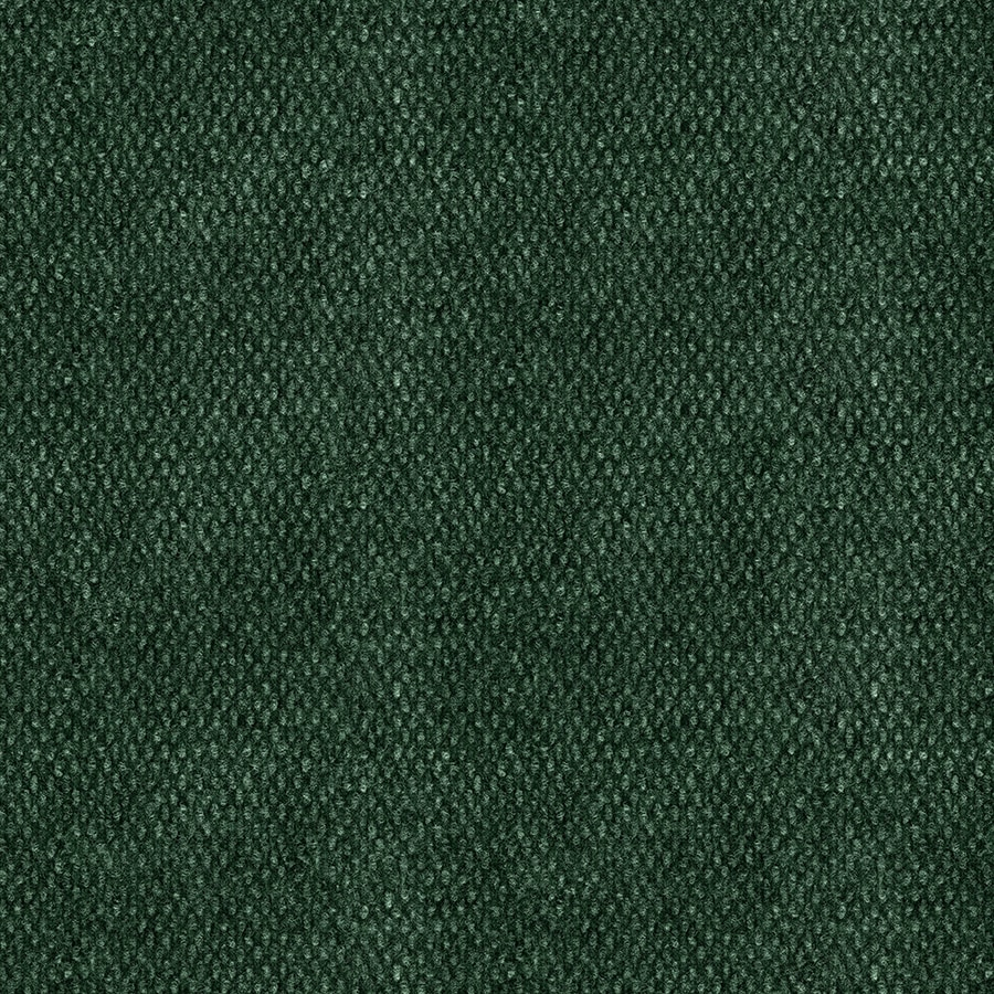 Home and Office Papago 12-ft W x Cut-to-Length Heather Green Needlebond Interior/Exterior Carpet