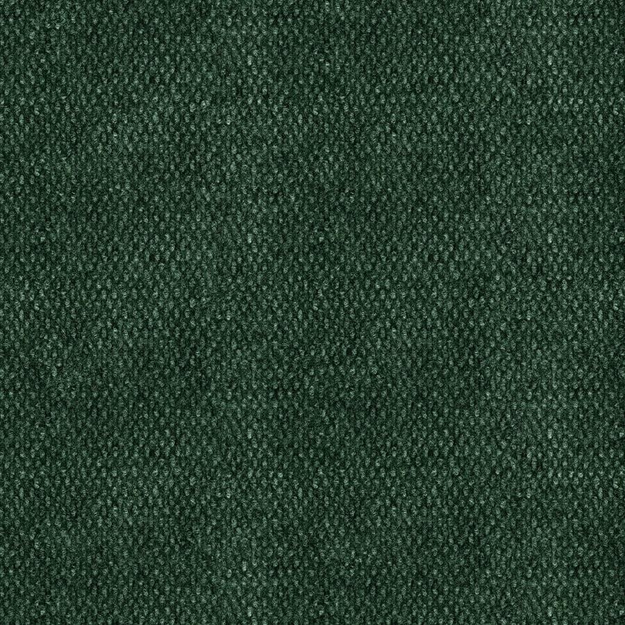Home & Office Papago 12-ft W x Cut-to-Length Heather Green Needlebond Interior/Exterior Carpet