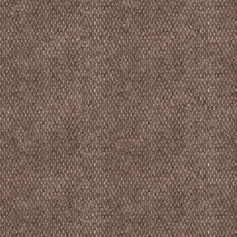 Home and Office Papago 12-ft W x Cut-to-Length Chestnut Needlebond Interior/Exterior Carpet