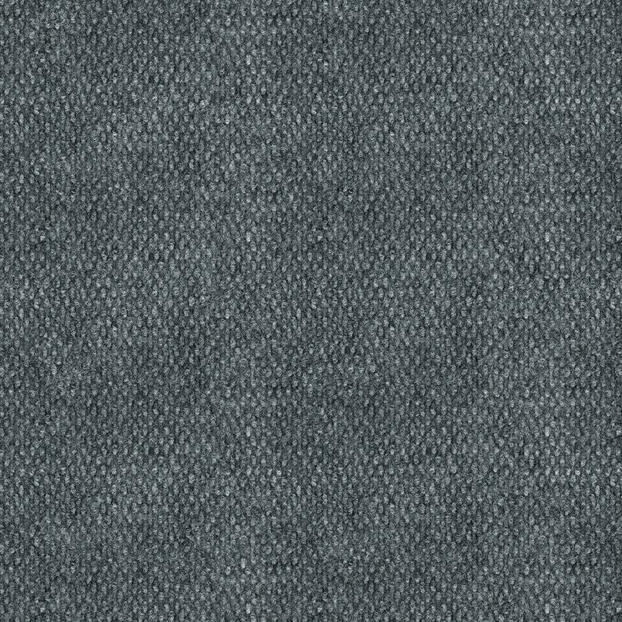 Home and Office Papago 12-ft W x Cut-to-Length Smoke Needlebond Interior/Exterior Carpet