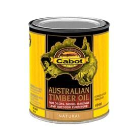 Oxford Garden Cabot Australian Timber Oil - Quart