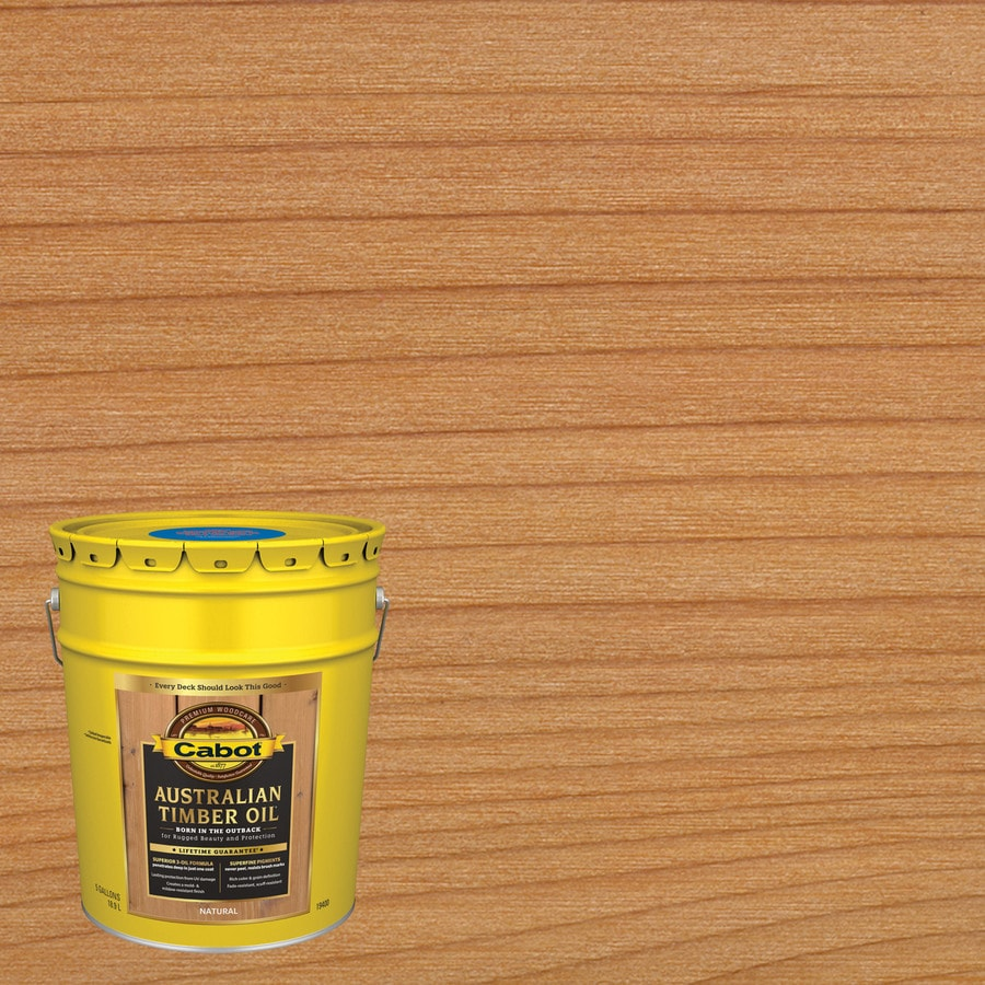 Is there an Australian wood oil penetrate wood