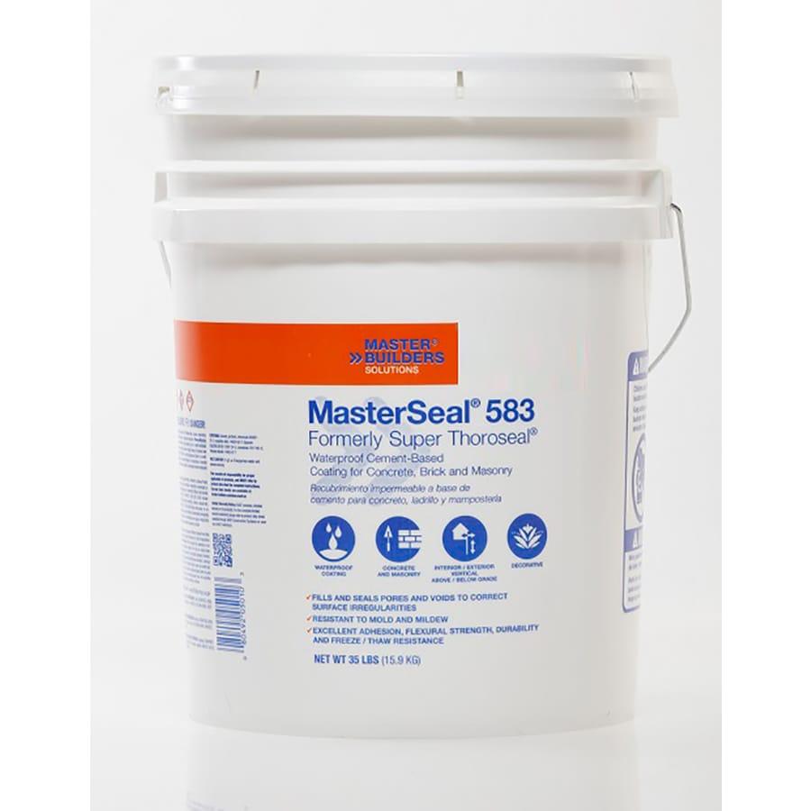 ThoroSeal White Matte Textured Waterproofer (Actual Net Contents: 640-fl oz)