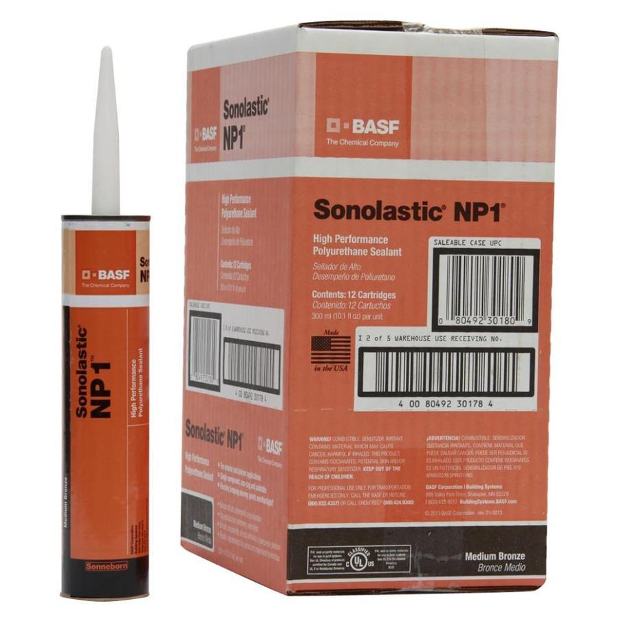 BASF Np1 121.2-oz Medium Bronze Paintable Advanced Sealant Caulk