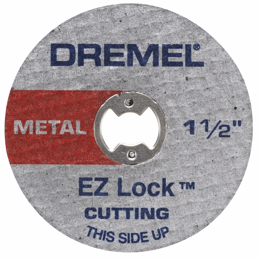 Dremel 5-Piece Fiber Cutting Wheels