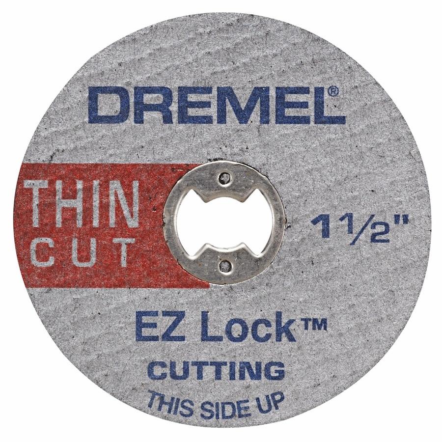 Dremel 5-Piece Aluminum Oxide Cutting Wheels