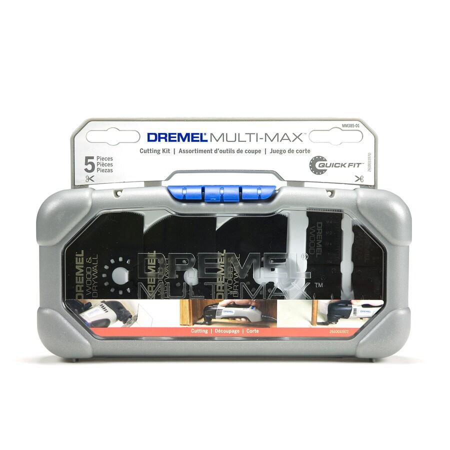 Dremel 5-Piece Multi-Max Cutting Kit