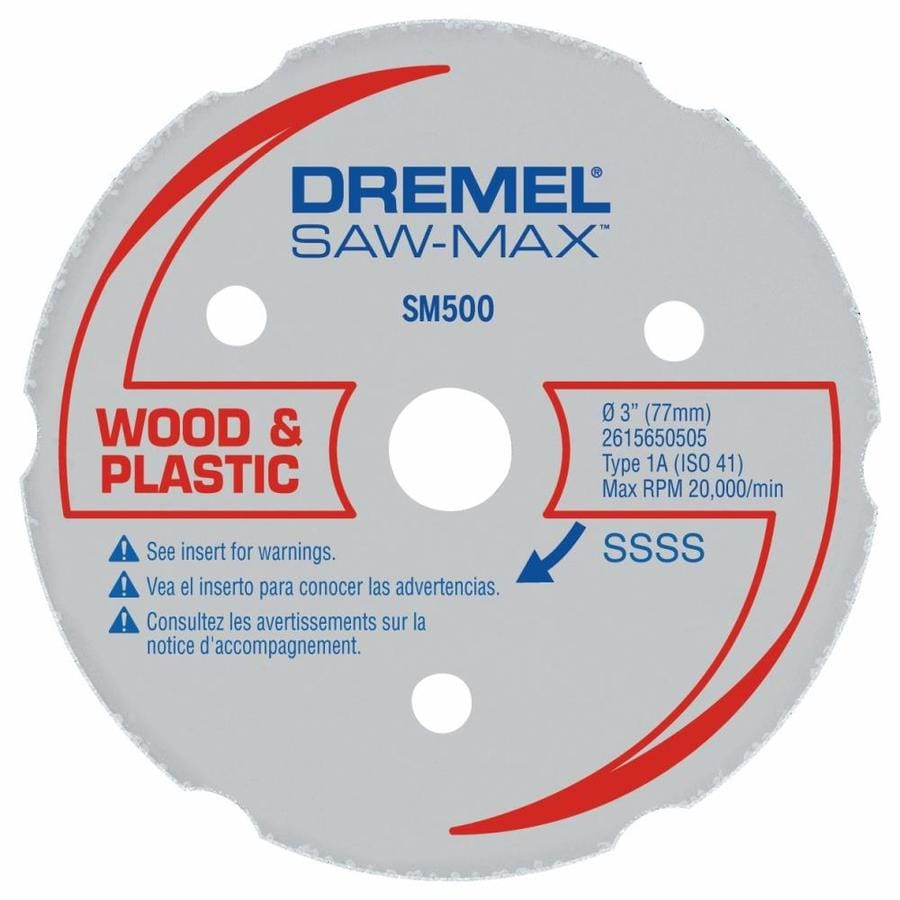 Dremel 3 1 8 In Wet Or Dry Segmented Carbide Circular Saw