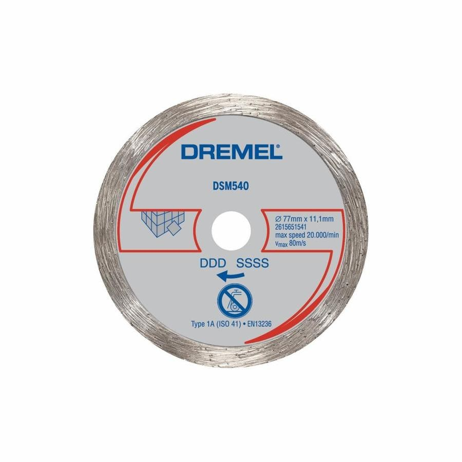 Dremel Diamond Grit Cutting Wheel