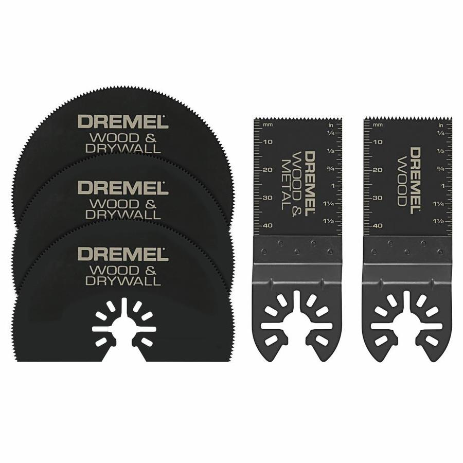 Dremel 6-Piece Variety Accessory Kit with Case