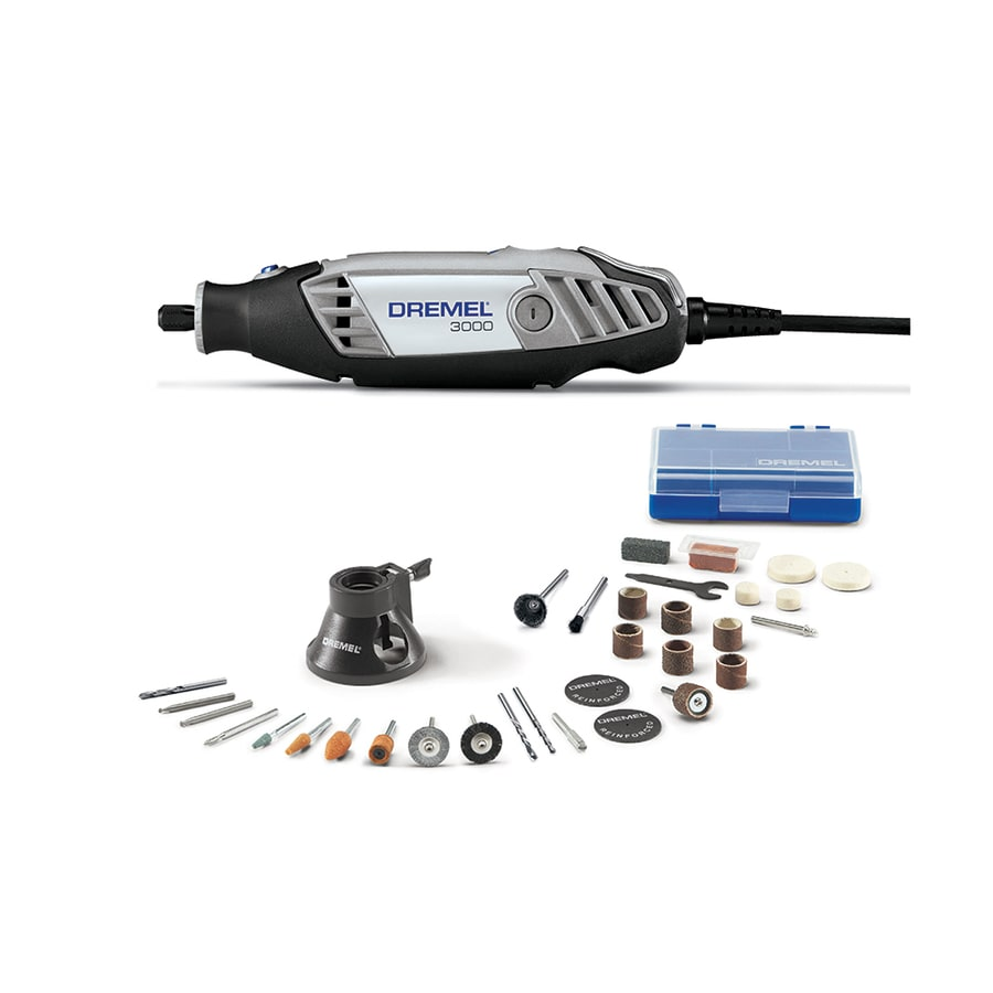 Dremel 3000 Series 33-Piece Rotary Kit