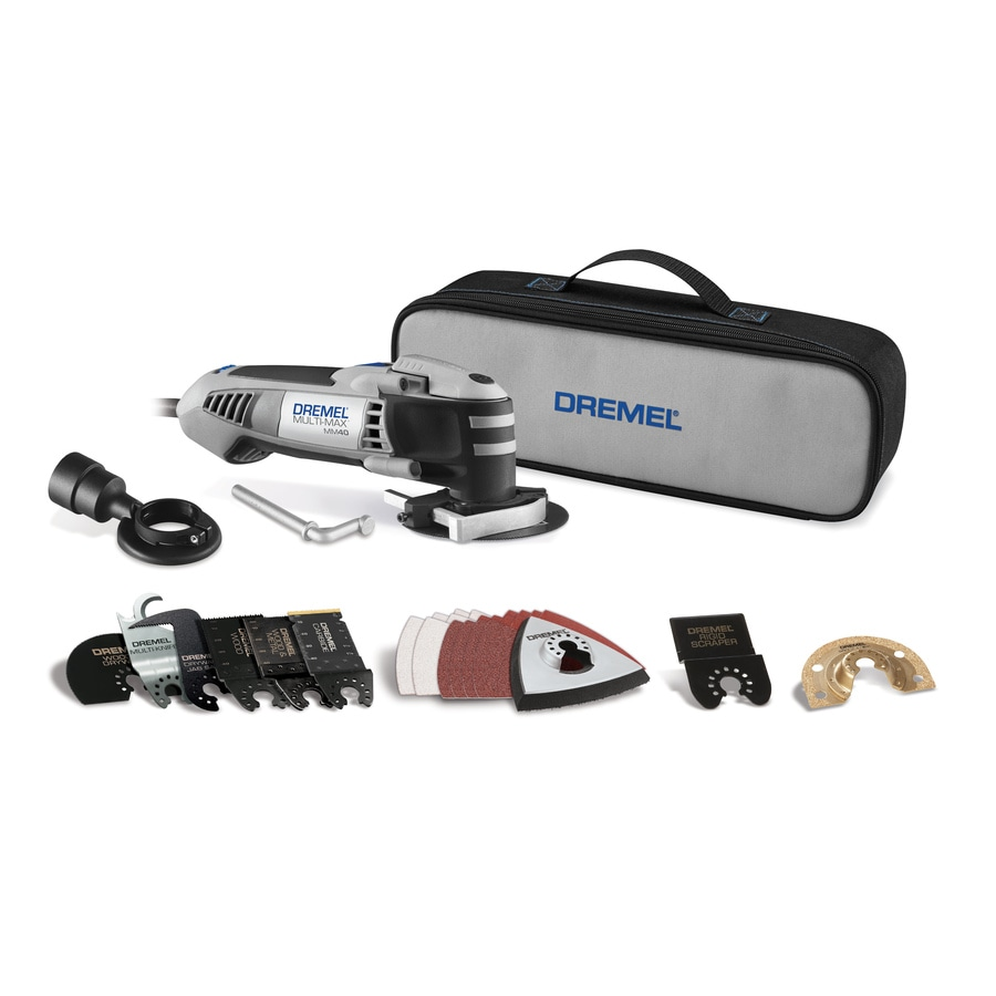 Dremel 2.5-Amp Oscillating Tool Kit