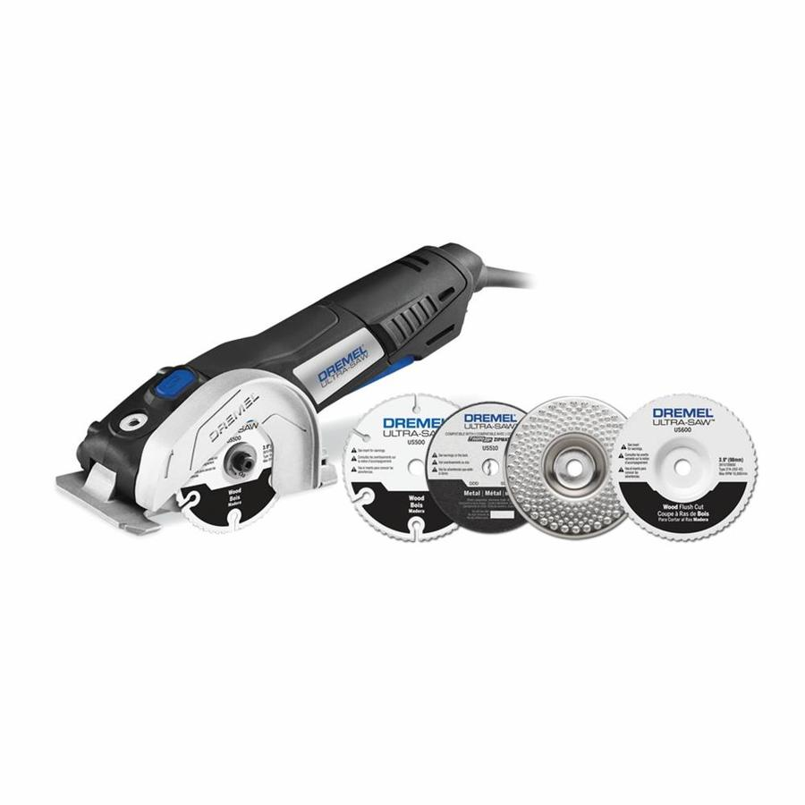 Dremel Ultra-Saw 7.5-Amp 4-in Corded Circular Saw