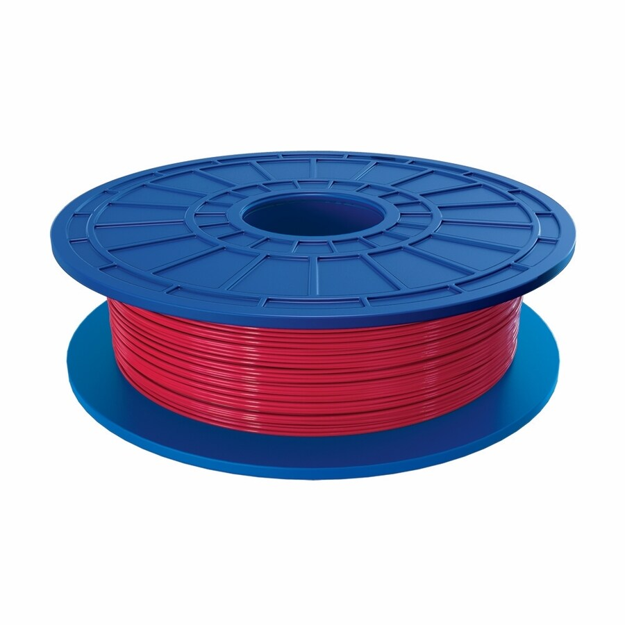 Dremel 0.5-kg Red PLA 3D Printer Filament