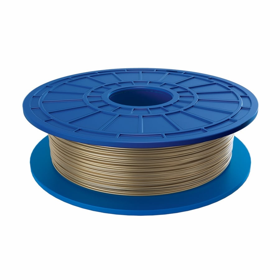Dremel 0.5-kg Gold PLA 3D Printer Filament