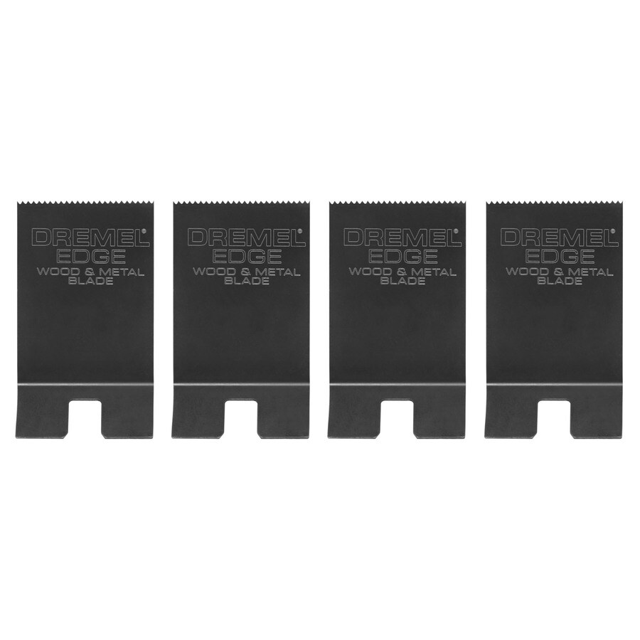 Dremel 4-Pack Bi-Metal Oscillating Tool Blades
