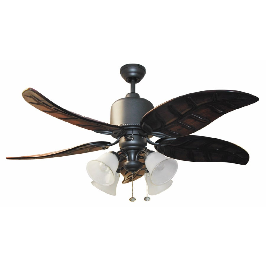 harbor breeze 52in tahoe outdoor ceiling fan with light kit