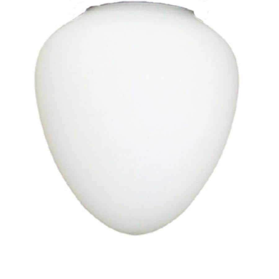 ... Breeze 5-in H 5-in W Frost Acorn Ceiling Fan Light Shade at Lowes.com