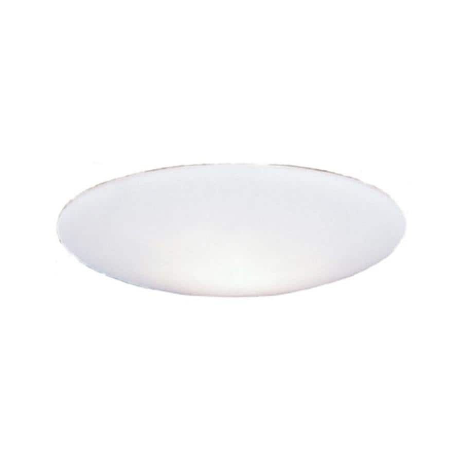 Shop light shades at lowes harbor breeze 3 in h 10 in w opal globe ceiling fan light shade aloadofball