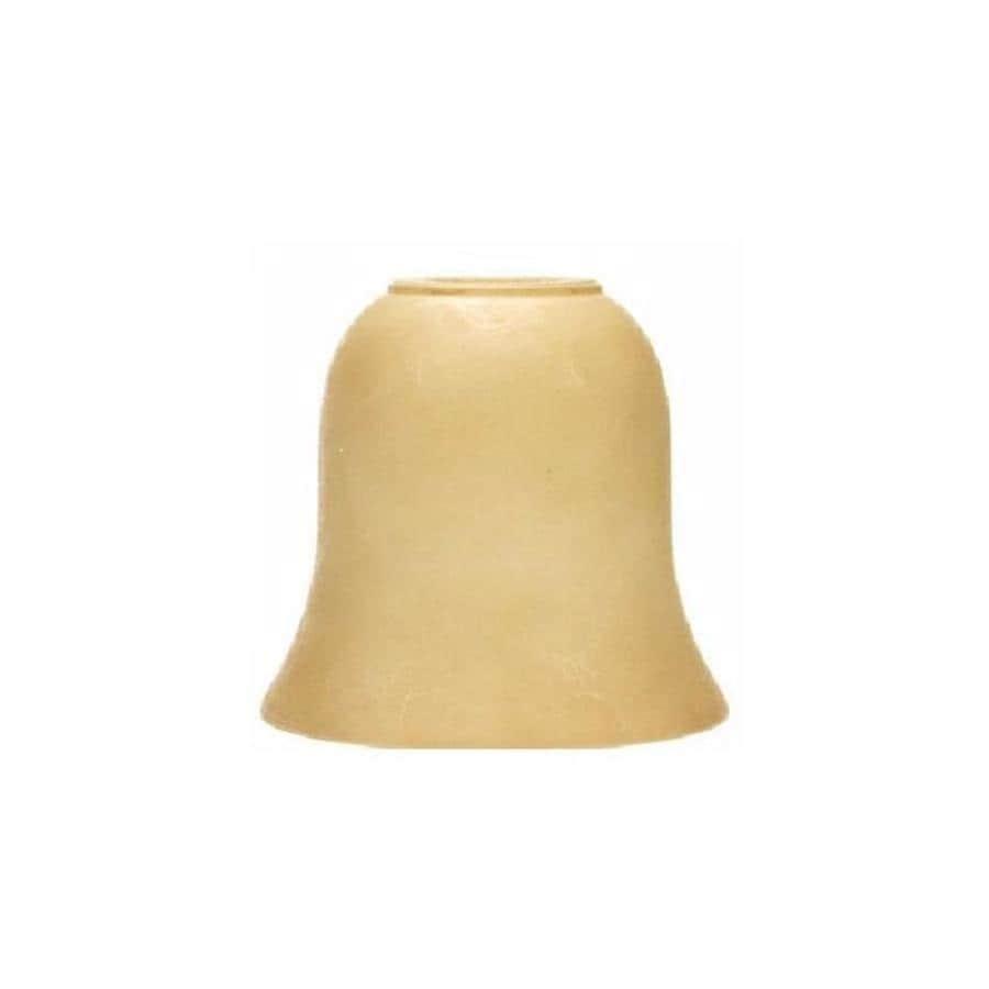 Portfolio 5.25-in H 5.75-in W Tea Stain Bell Pendant Light Shade