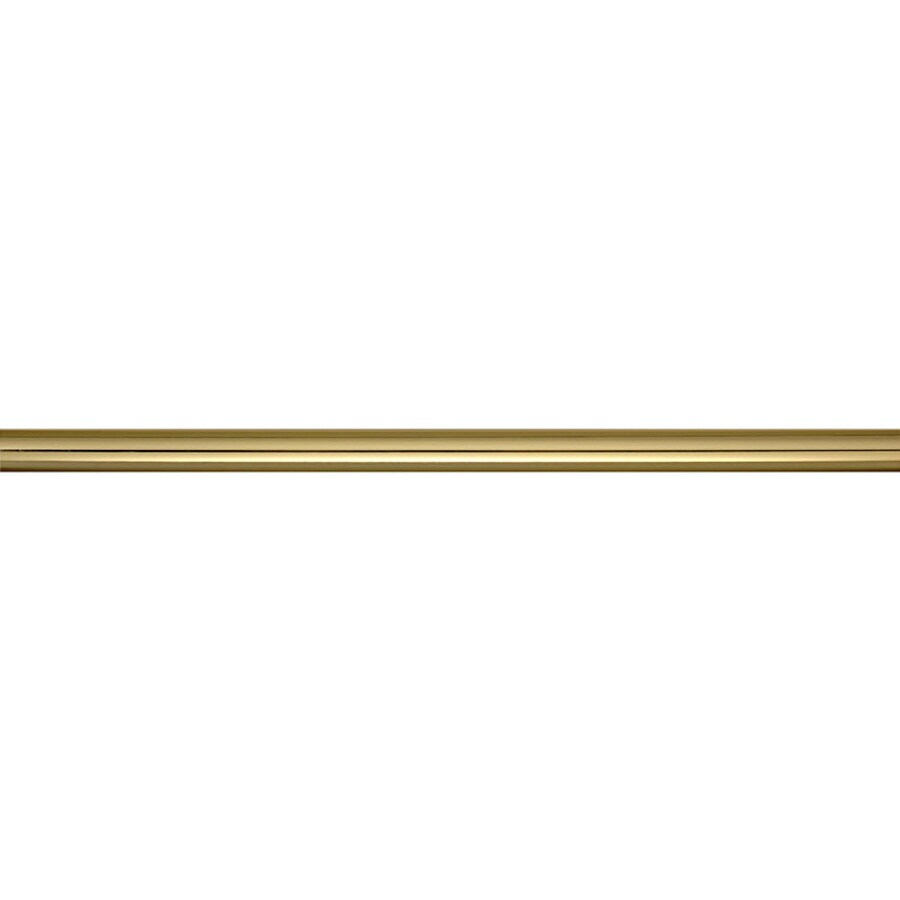 Harbor Breeze 12-in Brass and Gold Downrod