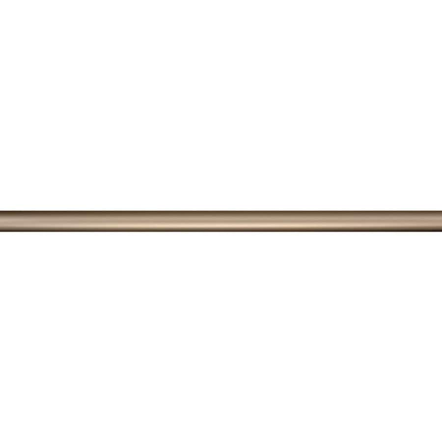 Harbor Breeze 48-in Brushed Pewter Downrod