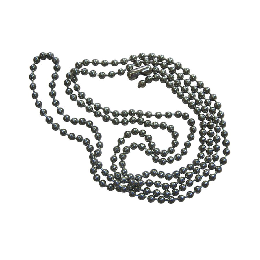 Harbor Breeze 3' Beaded Chrome Pull Chain