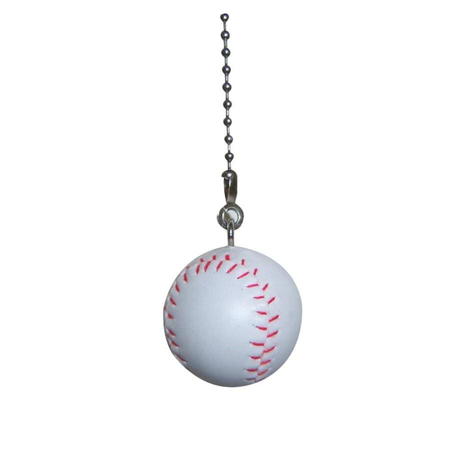 Harbor Breeze Baseball Shape Pull Chain