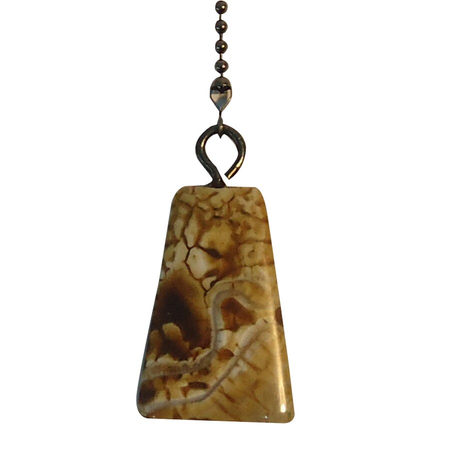 Harbor Breeze Natural Stone Pull Chain