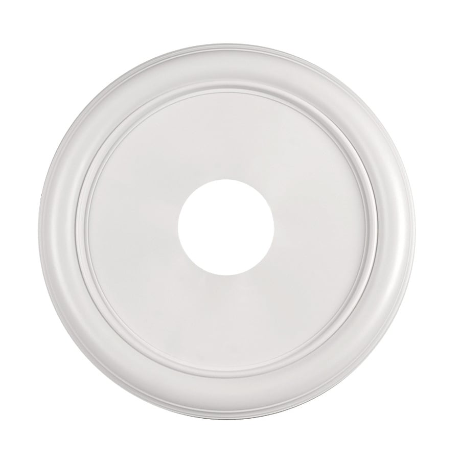 Portfolio 16-in x 16-in Composite Ceiling Medallion
