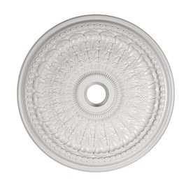 Portfolio 27-in x 27-in Composite Ceiling Medallion