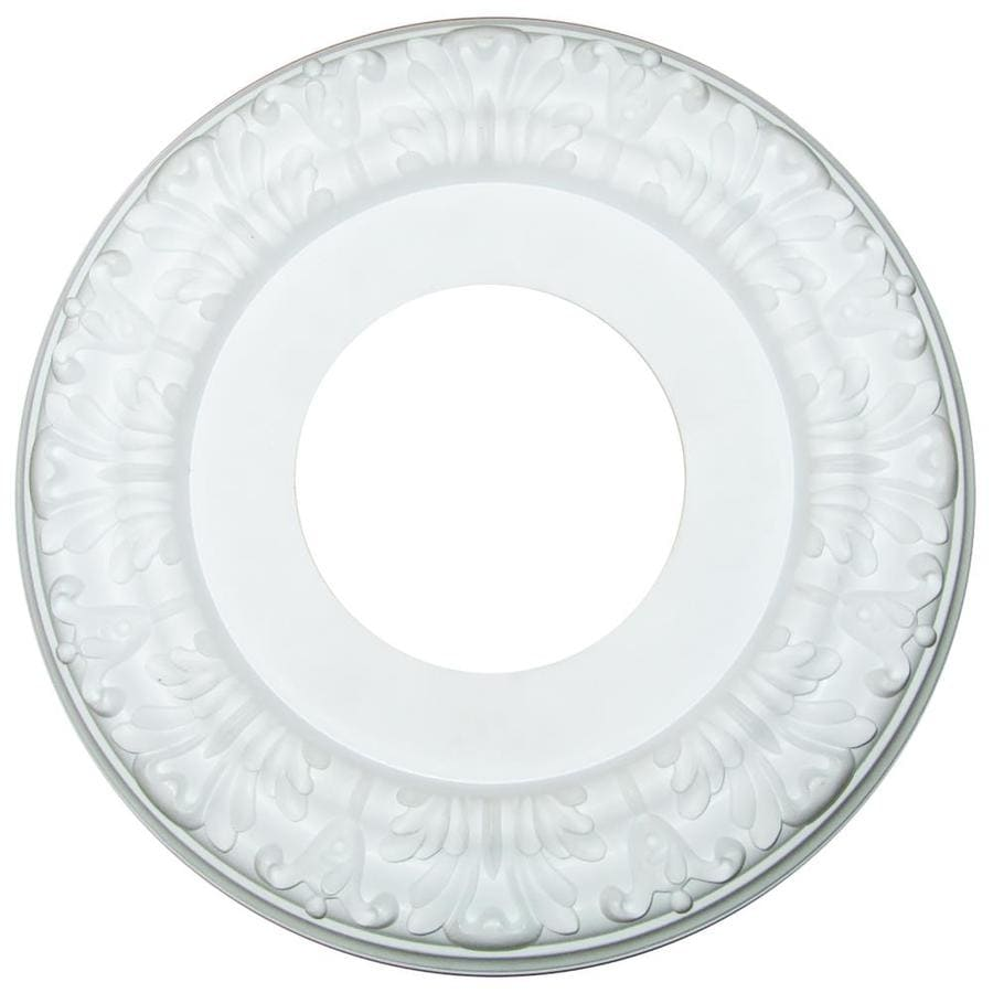 Portfolio 10-in x 10-in Composite Ceiling Medallion
