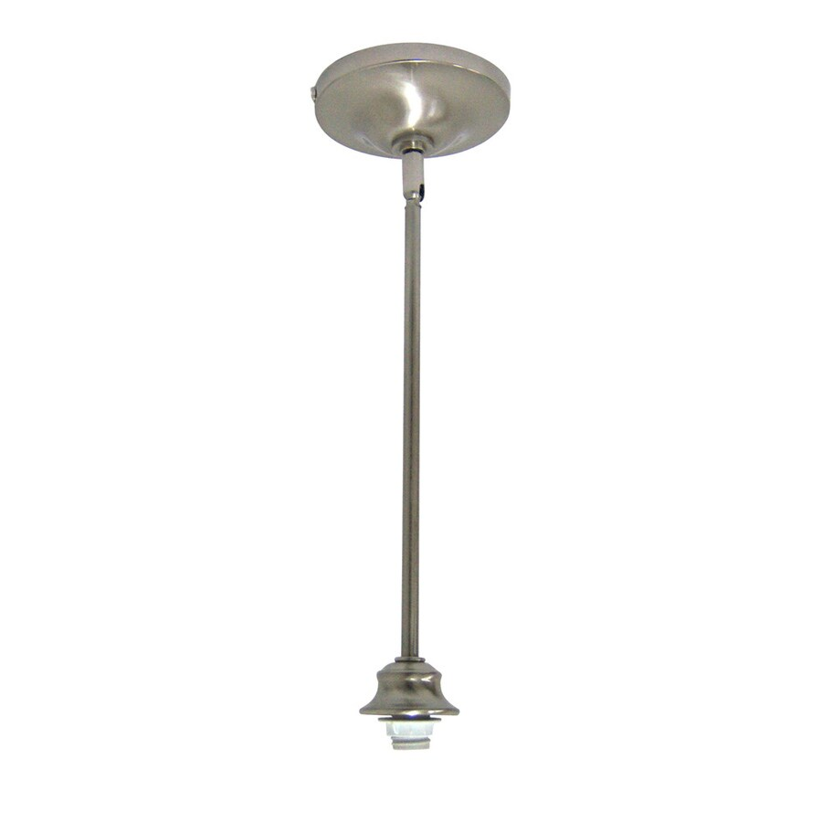 Portfolio Brushed Nickel Mini Pendant
