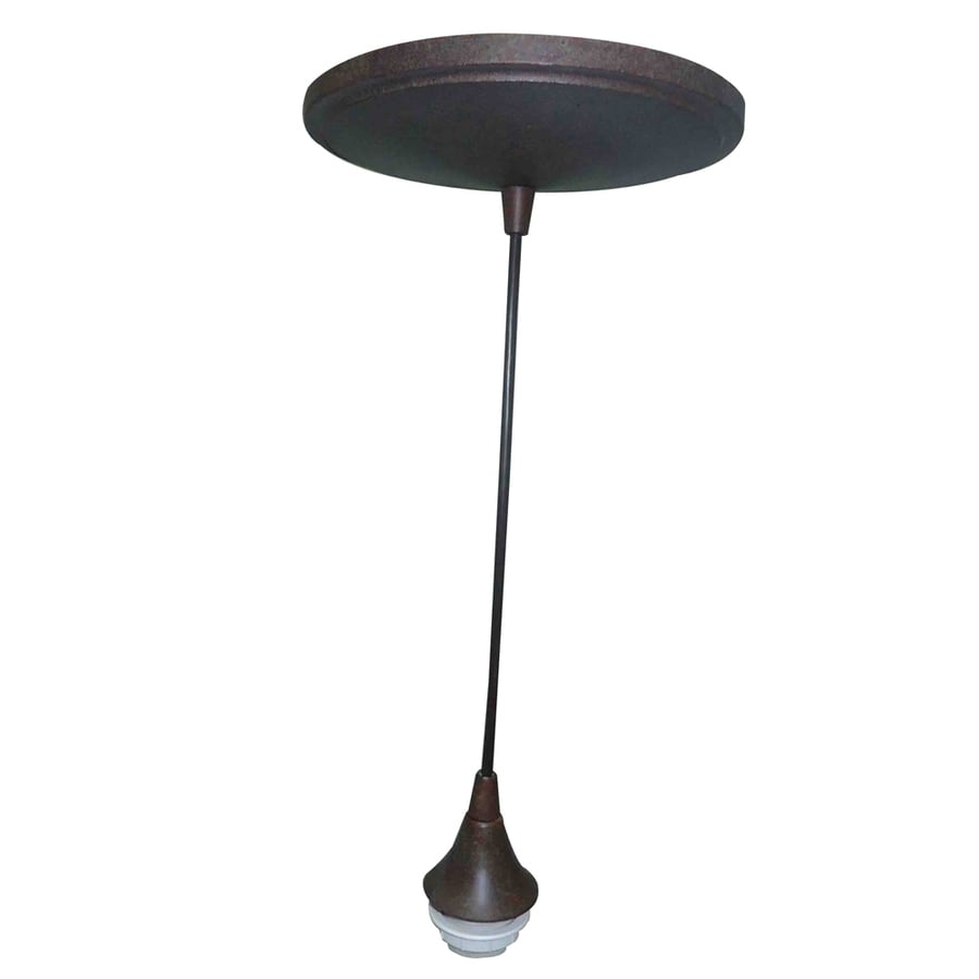 Shop pendant light conversion kits at lowes portfolio bronze pendant light conversion kits aloadofball Choice Image