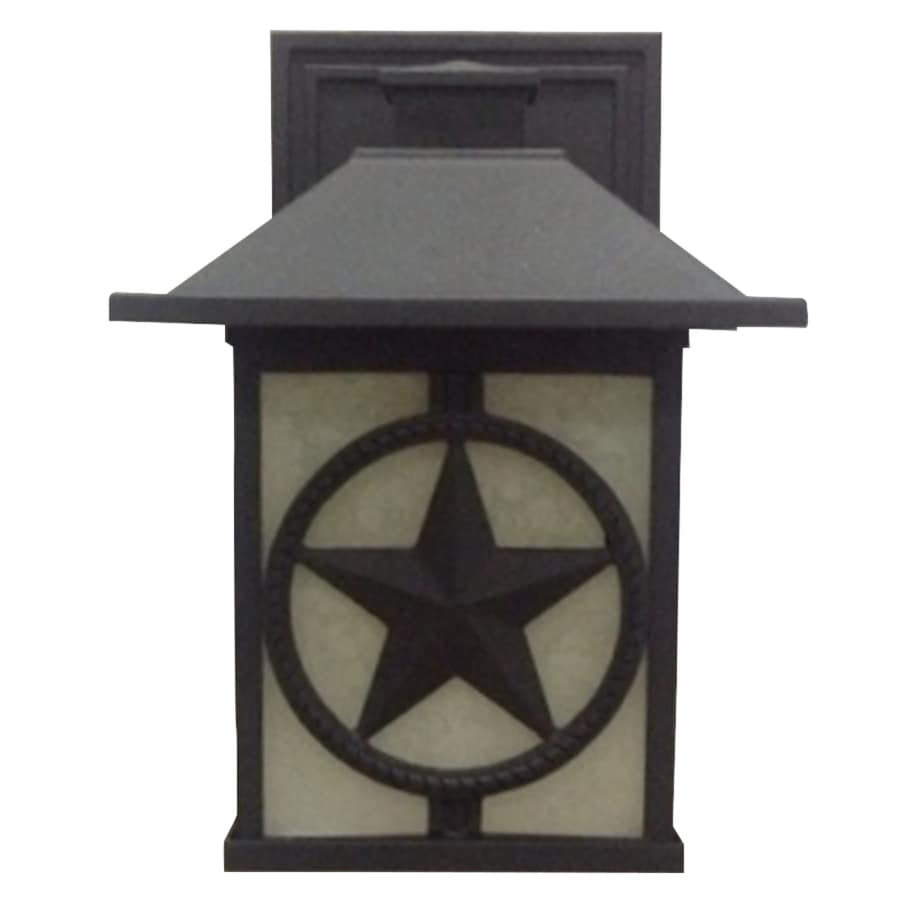 outdoor wall light with outlet craftsman style portfolio 10in matte black electrical outlet medium base e26 e26