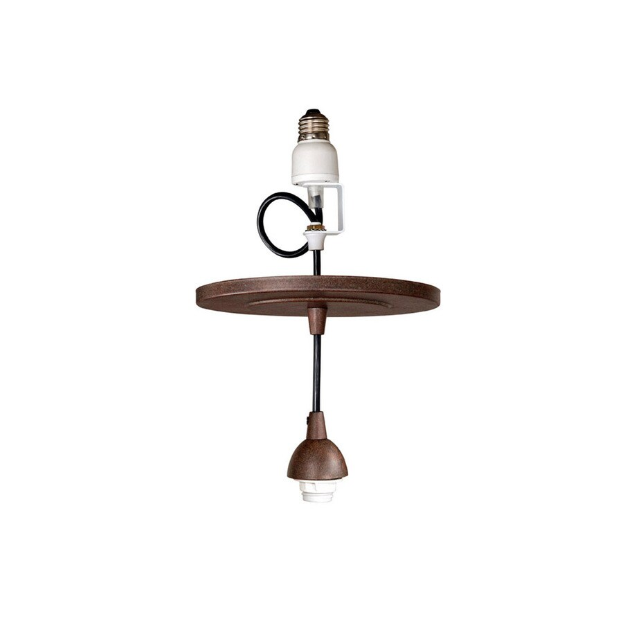 Shop portfolio bronze mini pendant at lowes portfolio bronze mini pendant aloadofball Choice Image