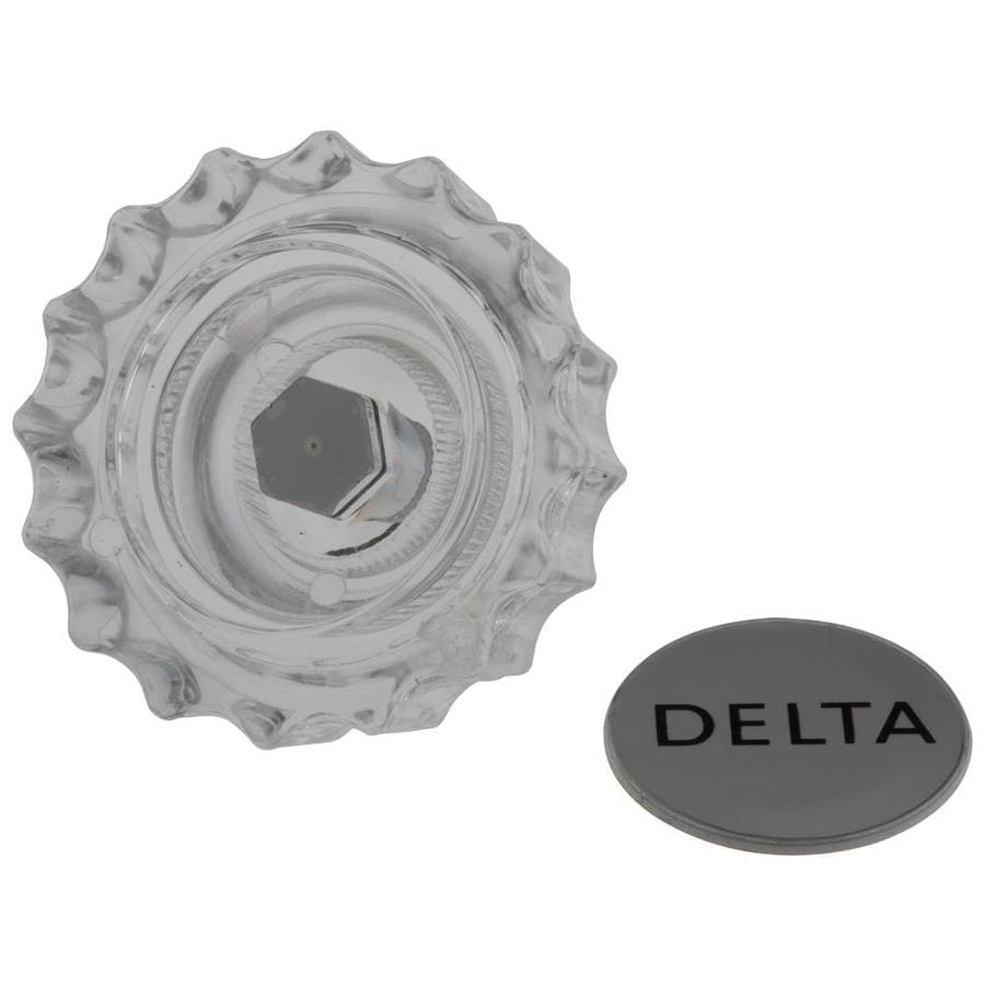 Delta Chrome Wall Bracket