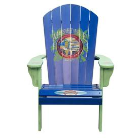 Rio Brands Wood Patio Adirondack Chair