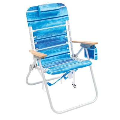 Enjoyable Rio Brands Rio Gear 4 Position Hi Boy Backpack Beach Chair Gmtry Best Dining Table And Chair Ideas Images Gmtryco