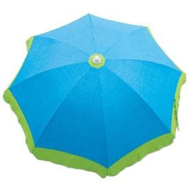 7c80ed410470 RIO Brands Beach Umbrella (Common: 6-ft; Actual: 6-ft