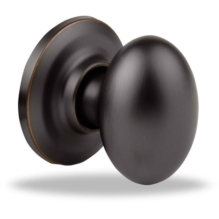 Oil rubbed bronze door levers - Yale Security Yh Dartmouth Egg Passage Door Knob Oil Rubbed Bronze