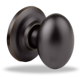 Exceptionnel Yale Security YH Dartmouth Oil Rubbed Bronze Permanent Dummy Door Knob  Single Pack