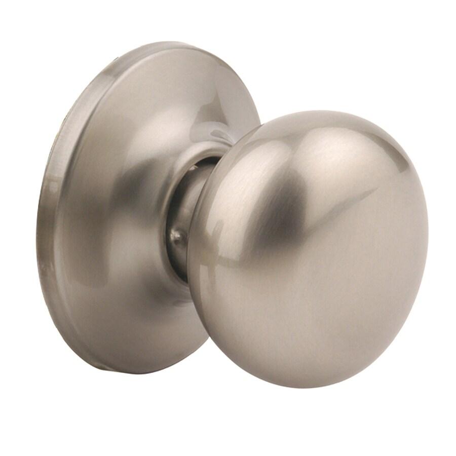 Yale Security New Traditions Horizon Satin Nickel Dummy Door Knob