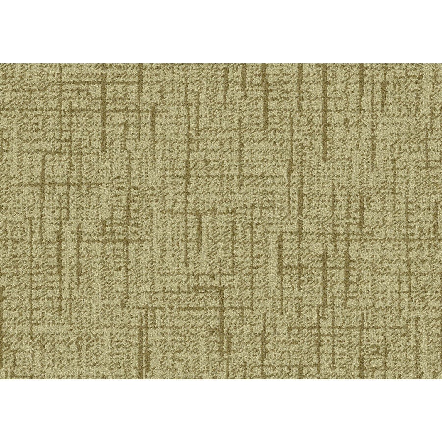 Lexmark Carpet Mills Essentials Stature 12-ft W x Cut-to-Length Sandstone Pattern Interior Carpet