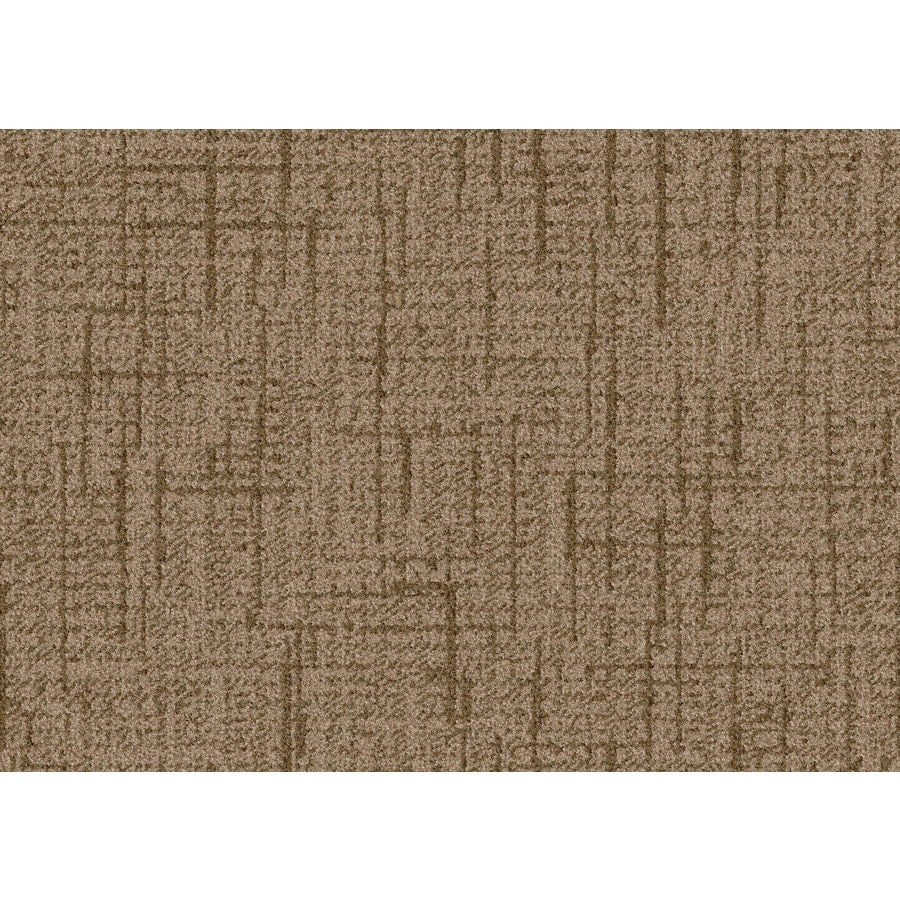 Lexmark Carpet Mills Essentials Stature Warm Cider Pattern Indoor Carpet